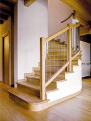 Scale bari scale per interni - Rivestimenti scale interne moderne ...